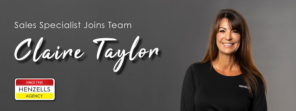 Sales Specialist Claire Joins Team