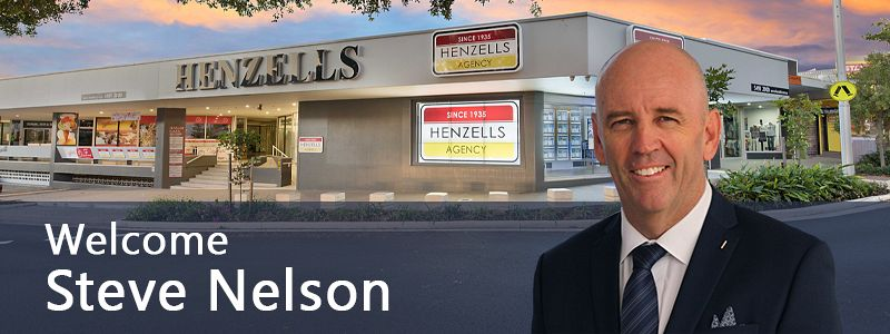 Steve Tackles Residential Sales Role with Henzells