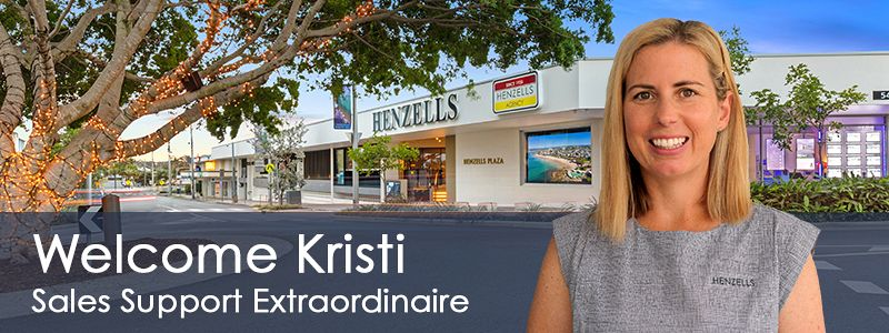 Welcome to the Team Kristi
