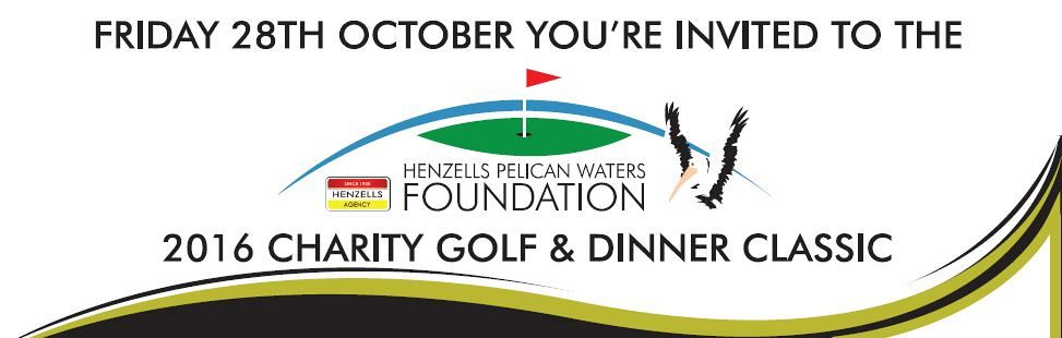 Pelican Waters Charity Golf & Dinner 2016