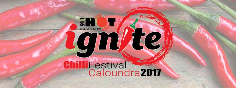 Caloundra Turns up the Heat for Ignite Chilli Festival