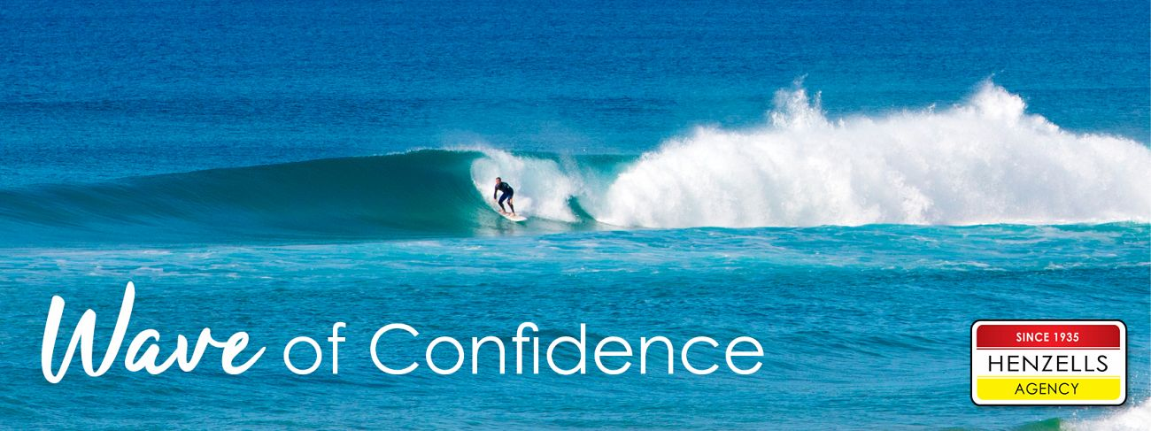 Wave of Confidence