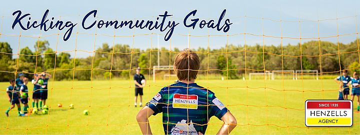 Kicking Community Goals