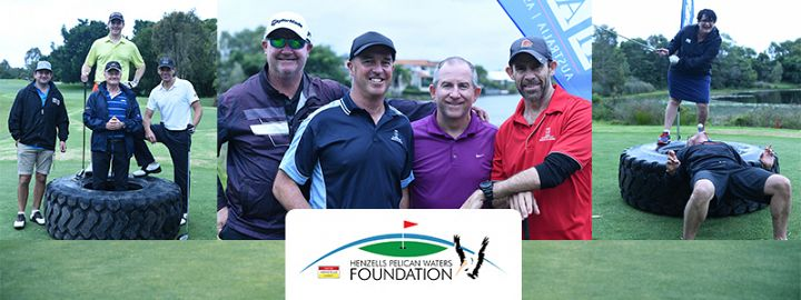 Good Will Shines Through for Charity Golf Day and Auction