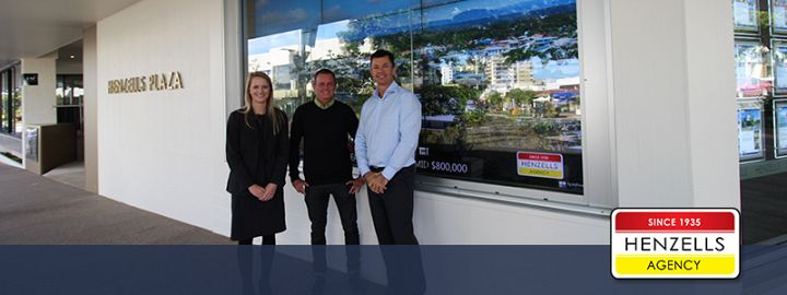Caloundra Businesses Gaining Ad-Vantage with Henzells