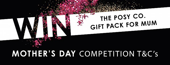 Mother's Day Competition - T&C's