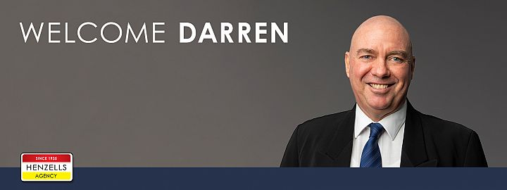 Darren's on Deck as New Sales Consultant
